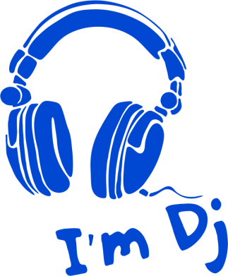 Принт Подушка I'm DJ - FatLine