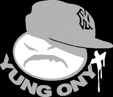 Принт Детская футболка Yung ONYX - FatLine