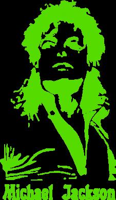 Принт Подушка Майкл Джексон - FatLine