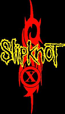 Принт Реглан (свитшот) Slipknot Music - FatLine
