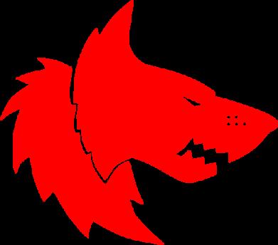 Принт Кружка 320ml Warhammer Space Wolf - FatLine