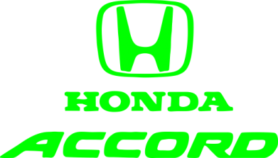 Принт кепка Honda Accord - FatLine