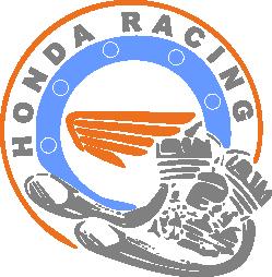 Принт Женская майка Honda Racing - FatLine