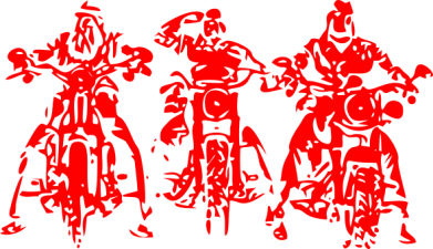 Принт Кружка 320ml Три богатыря - FatLine