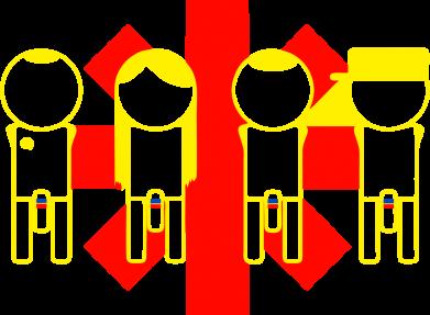 Принт Футболка Red Hot Chili Peppers Group - FatLine