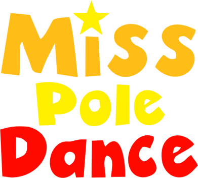 Принт Женская футболка Miss Pole Dance - FatLine
