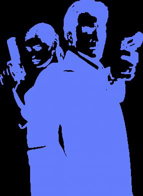 Принт Подушка Max Payne 2 - FatLine