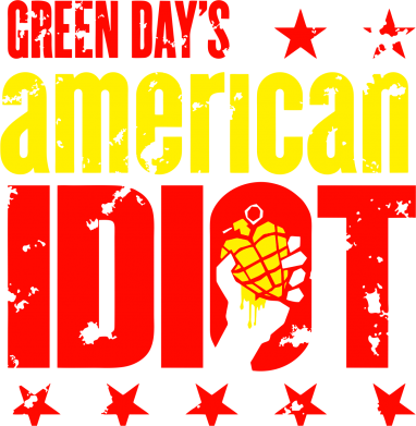 Принт Кружка 320ml Green Day's American Idiot - FatLine