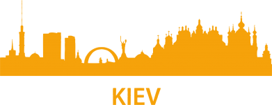 Принт Коврик для мыши KIEV - FatLine