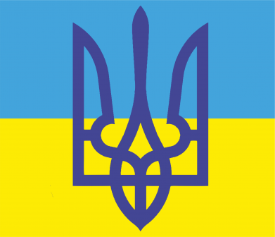 Принт Детская футболка Герб на прапорі - FatLine