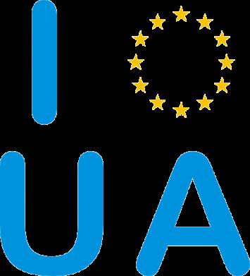 Принт Мужская майка Euro UA - FatLine