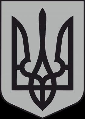 Принт Коврик для мыши Герб неньки-України - FatLine