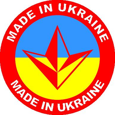 Принт Подушка Made in Ukraine - FatLine