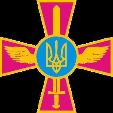 Принт Мужская майка Крест з мечем та гербом - FatLine