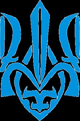 Принт Мужская майка Гарний герб України - FatLine