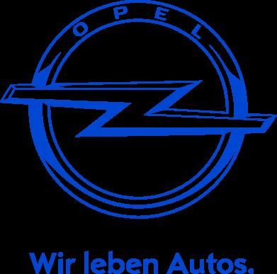 Принт Сумка Opel Wir leben Autos - FatLine