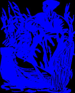 Принт Женская футболка Козак у камишу - FatLine