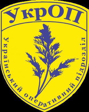 Принт Женская майка Український оперативний підрозділ - FatLine