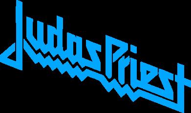 Принт Женская толстовка Judas Priest Logo - FatLine
