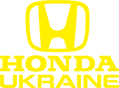 Принт Женская толстовка Honda Ukraine - FatLine