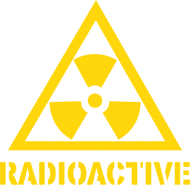 Принт Футболка Radioactive - FatLine