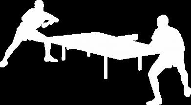 Принт Камуфляжная футболка Теннисный стол - FatLine