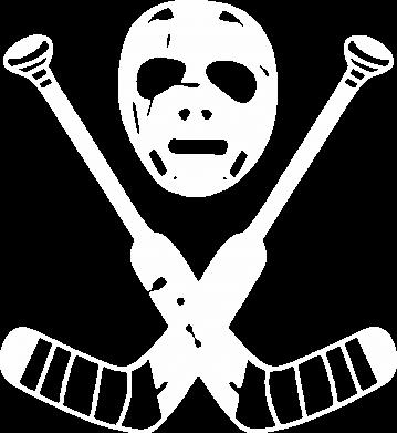 Принт Реглан Хоккейная маска - FatLine