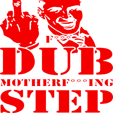 Принт Сумка Dub Step mother***ng - FatLine