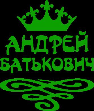 Принт Коврик для мыши Андрей Батькович - FatLine