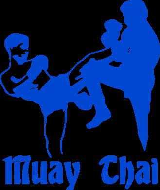 Принт Подушка Muay Thai Fighters - FatLine