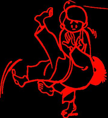 Принт Сумка Judo Fighters - FatLine