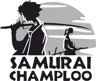 Принт Фартук Samurai Champloo - FatLine