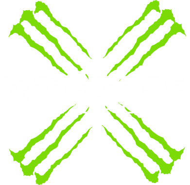 Принт Monster Energy X4 - FatLine
