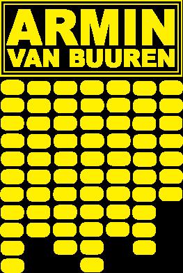 Принт Мужская толстовка Armin Van Buuren Trance, Фото № 1 - FatLine