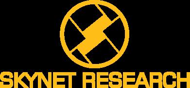 Принт Женская футболка Skynet Research - FatLine