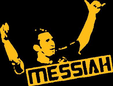 Принт Футболка Поло Messi - FatLine