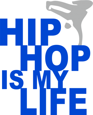 Принт Сумка Hip-hop is my life - FatLine