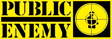 Принт Детская футболка Public Enemy - FatLine
