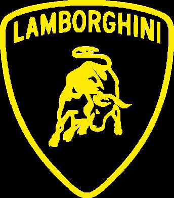 Принт Футболка Lamborghini Auto - FatLine