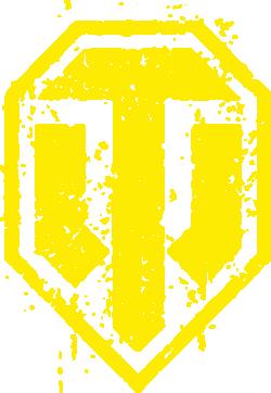 Принт Футболка Поло WOT Logo - FatLine