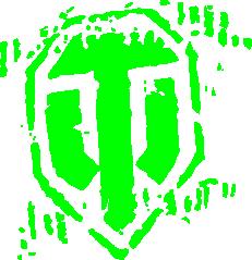 Принт Детская футболка Отпечаток гусениц WOT - FatLine
