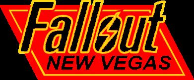 Принт Мужская майка Fallout New Vegas - FatLine
