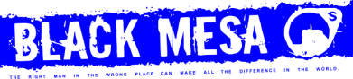 Принт Кружка 320ml Black Mesa - FatLine