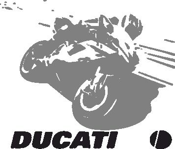 Принт Подушка Dukati - FatLine