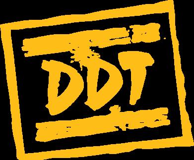 Принт Детская кепка DDT (ДДТ) - FatLine