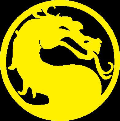 Принт Штаны Mortal Combat - FatLine
