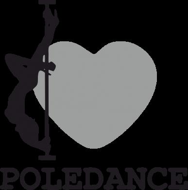 Принт Подушка Love Pole Dance - FatLine