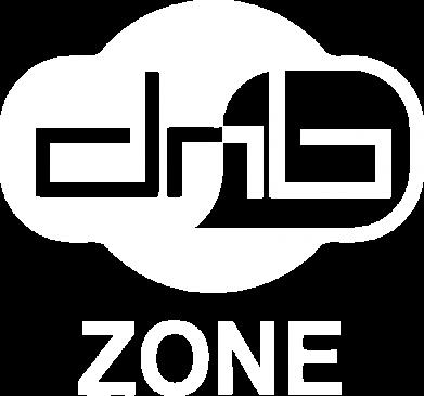 Принт Мужская толстовка на молнии DnB Zone - FatLine