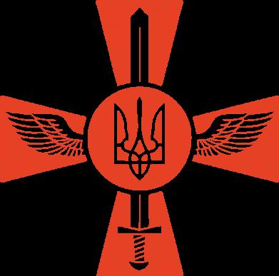 Принт Сумка Меч, крила та герб - FatLine