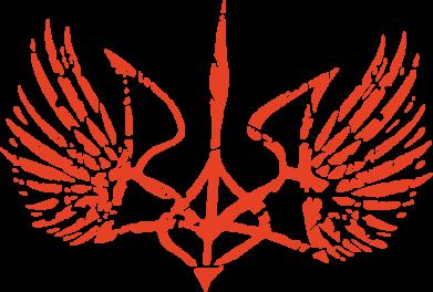 Принт Кружка 320ml Герб з крилами - FatLine
